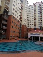 Apartment Selesa I Resort Partly Furnish Kajang