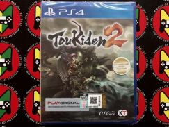 [NEW] PS4 Toukiden 2