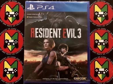 [NEW]PS4 Resident Evil 3