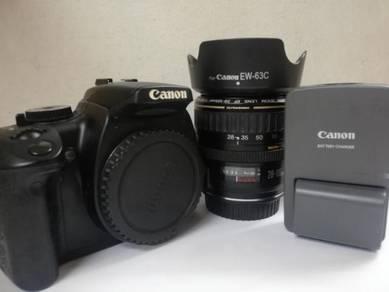 Canon 400d full set
