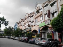3 and Half Storey Shop Office-Shah Alam-Section 7