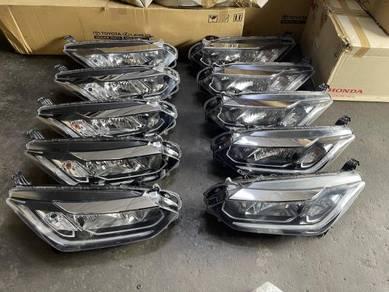 Honda City 2017 - 2019 Headlamp Head Lamp T9A GM6