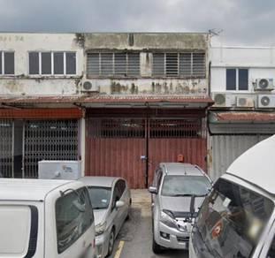 Taman Ehsan Jaya Factory for SALE !!! Kepong