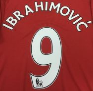 Official Sporting iD PS-PRO IBRAHIMOVIC #9 Print