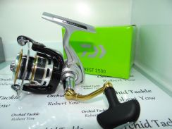 Daiwa Crest 2500 NEW2016 fishing pancing reel