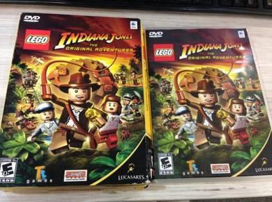 Lego Indiana Jones:The Original Adventures for MAC