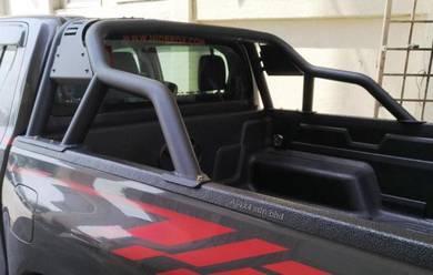 Hilux revo np300 sport bar roll bar trd black
