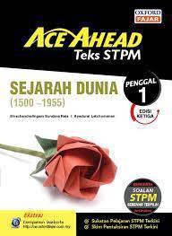Ace Ahead Sejarah Dunia Penggal 1 Edisi Ketiga