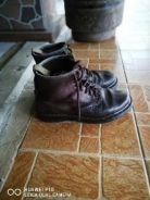 Kasut doc martens made in England.sais 7.