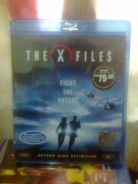 Blu-ray the x files