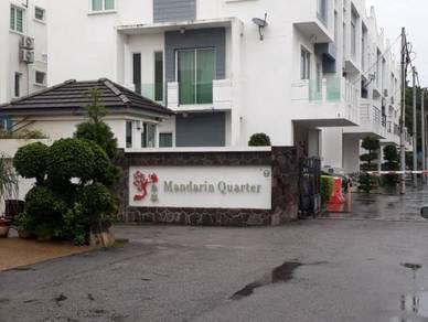 Mandarin Quarter 3 Storey Terrace