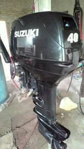Suzuki 40hp starter