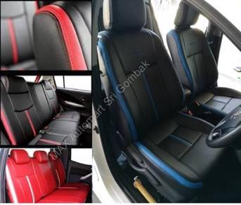 ISUZU D-MAX LEC Seat Cover Sports Series (ALL IN)