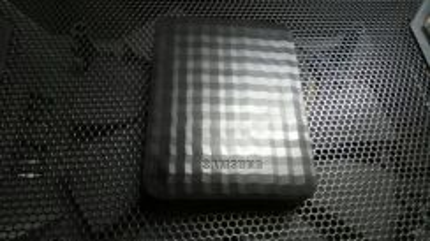 Samsung m3 hard disk 500gb