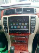 Toyota Crown 2007 ANDROID 6.0 HD 9 INCH CAR PLAYER