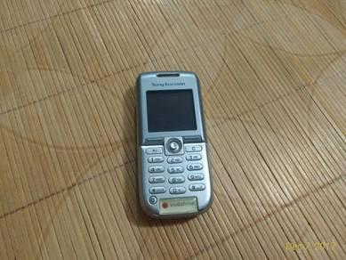 Sony Ericsson Old Phone