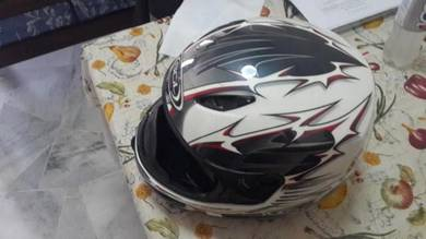 Sol dot 48s full face helmet