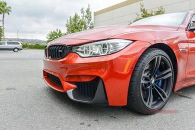 BMW F30 M3 Carbon Fiber Splitter Lip AN Bodykit