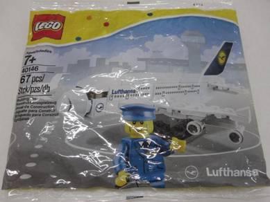 LEGO 40146 Lufthansa A380 Airbus