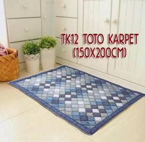 Toto carpet new