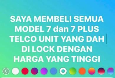 Mencari iphone 7 dan 7 plus telco lock urgent