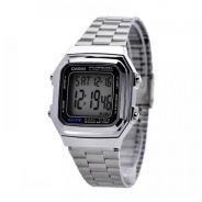 CASIO Men Illuminator 10Years Battery A178WA-1ADF