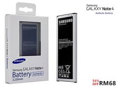 (Import) Original Samsung Galaxy Note 4 Battery