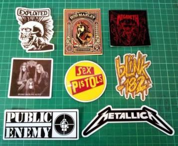 Sticker band 04
