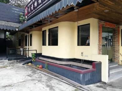 Jalan bagan jermal road commercial bungalow 13,000sf