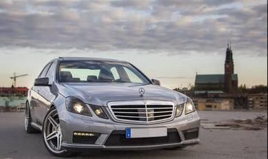 Mercedes Benz E Class W212 E63 AMG W212 Bodykit