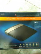 Linksys E2500 Advanced Dual -Band N Router