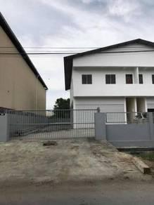 Double storey industry warehouse, permy miri