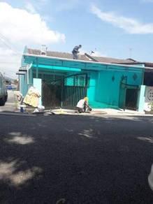 Husin tukang rumah/paip, atap bocor, dll