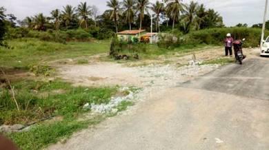 Tanah Mcl Tepi Jalan Area Masjid Sungai Udang