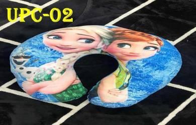 Cartoon U shape pillow, Children Pillow & Bolster