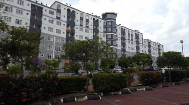 Strategic & Well Kept Desa Palma Apartment Putra Nilai