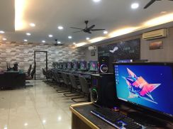 Cyber Cafe for sell