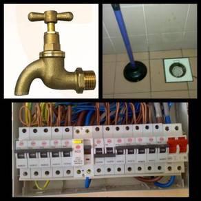 Electrical wiring & plumbing plumber