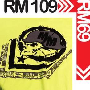 Usa import t shirt metalmulisha made in mexico