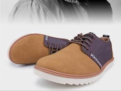 Kasut Korean Fashion Trend Casual Men Shoes