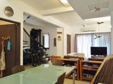 FREEHOLD/ EXTENDED 2 Storey Terrace House Taman Setiawangsa KL
