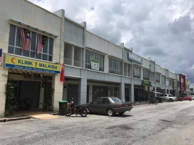 1.5 Storey Shop Office, Tmn Aman Perwira, Kuala Ketil