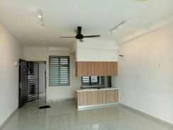 Johor Bahru Mount Austin Palazio Studio Endlot High floor (bumi lot)