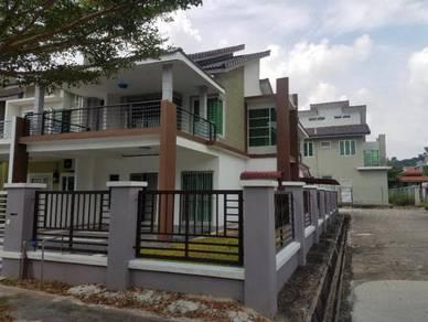 End Lot 2 Sty Terrace House, Nusari Aman 2 Sri Sendayan, Seremban 2