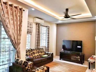 RENOVATED MUST VIEW 2 Storey Terrace Amber Homes Presint 11 Putrajaya