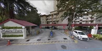 1150 SQ FT, MENARA D'SARA Apartment, DAMANSARA, KL, SELANGOR
