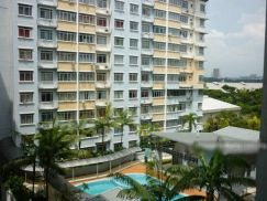 Taman Bukit Pelangi Apartment, Batu 3, Shah Alam, Freehold