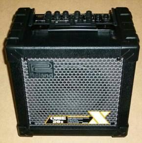 Amp guitar roland cube 20x