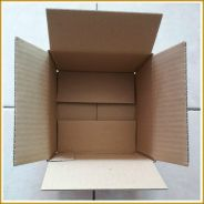 Corrugated Courier Mailing Shipping Boxes-Small