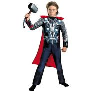 THOR Muscles The Avengers Movie Boys Dress Up Kids